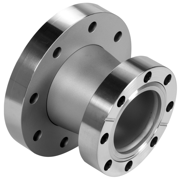 Conflat flange cf reducing nipple conical