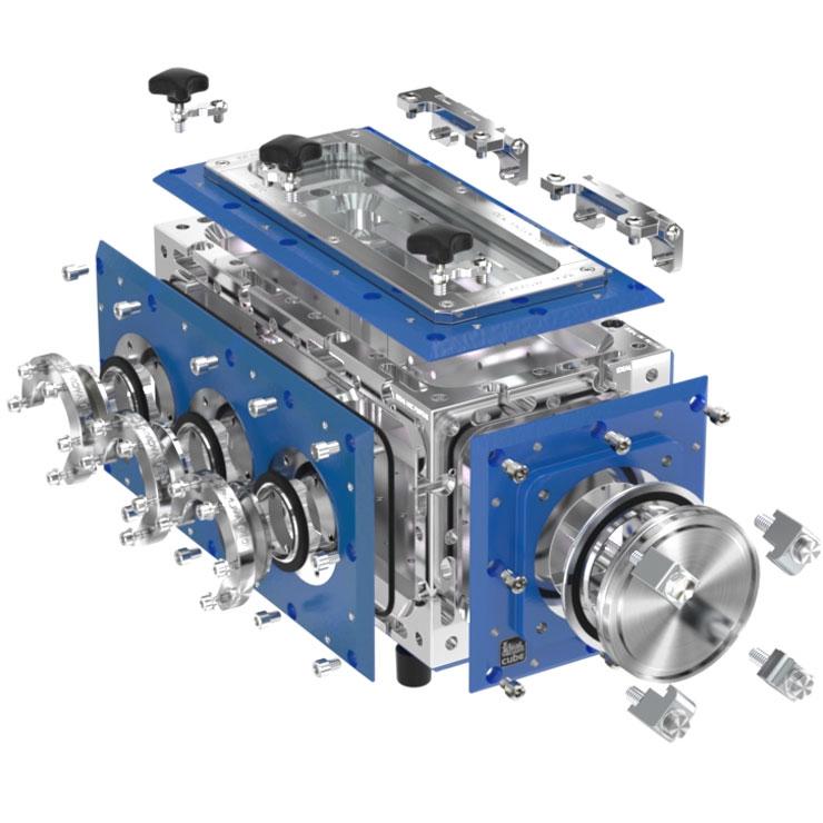 Product Ideal Vacuum Cube
