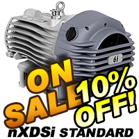 Edwards nXDS Dry Scroll Pump On Sale