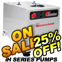 Edwards iH Dry Semiconductor Pumps On Sale