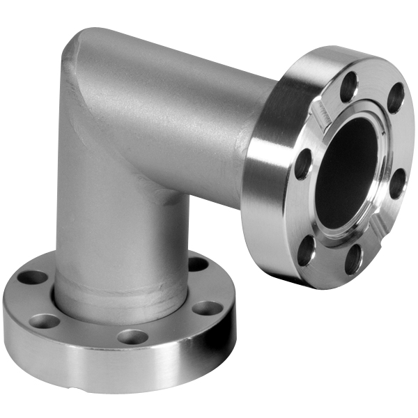 Conflat flange cff mitered elbow degrees cf