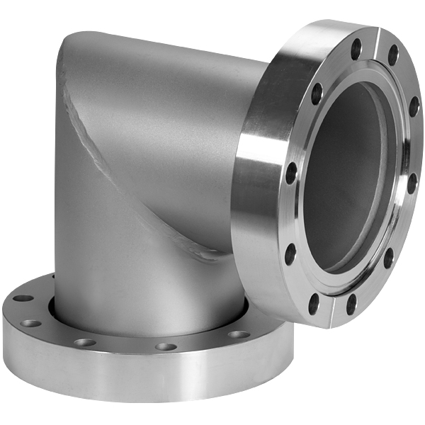 Conflat flange cf mitered elbow degrees