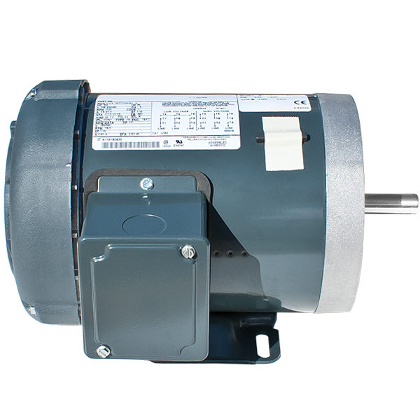 New Welch 1376 Vacuum Pump, Replacement Electric Motor, , 3 phase ...