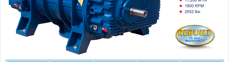 Aerzen gmb 1613 hv high vacuum roots blower pump 9000 cfm customers benefit is of prime importance by means of innovative products the aerzener maschinenfabrik guarantees to plant manufacturers and users to ccuart Gallery