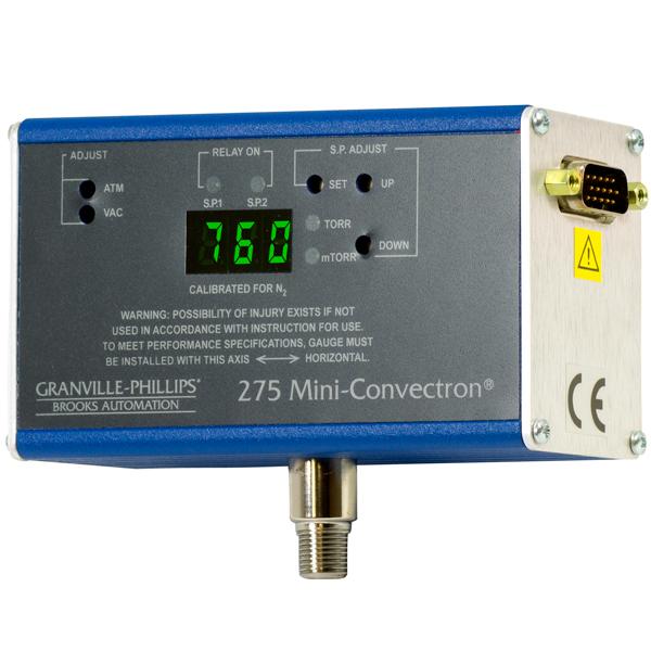 3 8 3 8 Indicator : Ideal vacuum mks granville phillips mini convectron