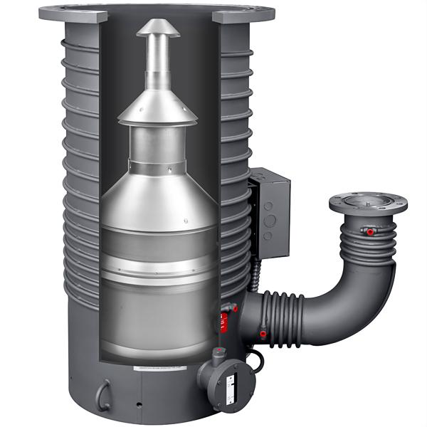 HS 20 Diffusion Jet Assembly_02 agilent varian hs 32, hs32, hs 32, jet assembly, diffusion pump  at crackthecode.co