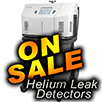 Agilent Varian Helium Leak Detectors On Sale