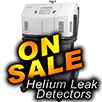 Agilent Varian Helium Leak Detectors On Sale
