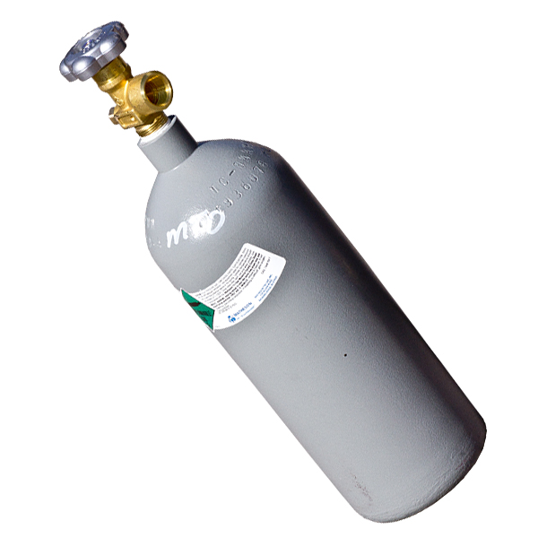 Helium Bottle For Portable Helium Leak Detectors And ...