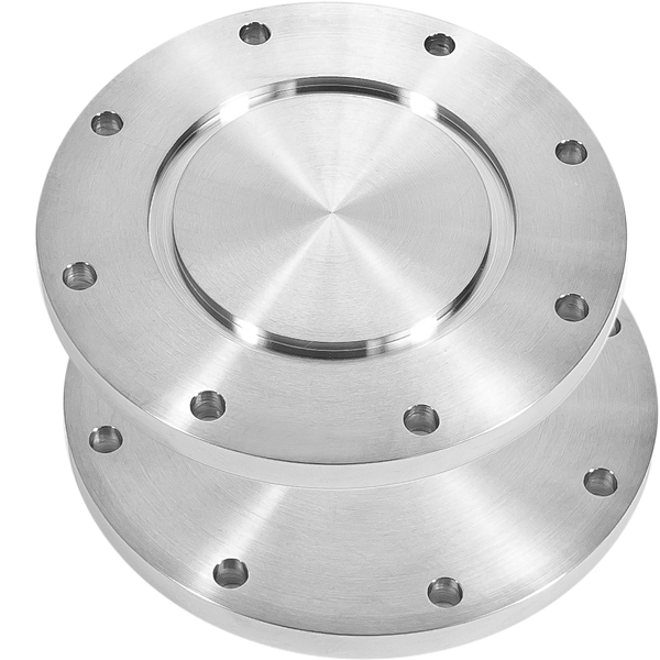 Bolted blank flange nw vacuum fittings iso lf large