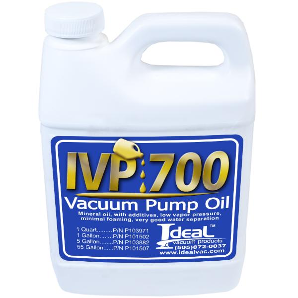 Ideal Vacuum Products Ivp700 Ivp 700 Ivp 700 Brand Vacuum Pump