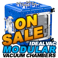 Ideal Vacuum Modular Vacuum Chambers On Sale