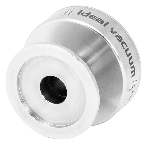 Ideal Vacuum | Burst Disk KF-40 Flange, Ultra High Vacuum, Pressure