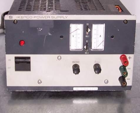 Ideal Vacuum   Kepco JQE 100-2 5m Power Supply 100 VDC @ 2 5