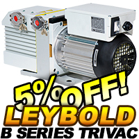 Leybold B Series Pumps On Sale