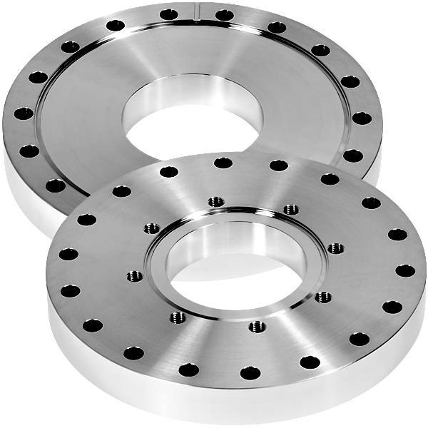 Conflat flange cf zero length reducer inches