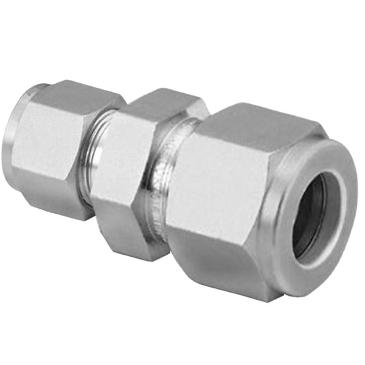 1//4 Tube Od Swagelok SS-400-6 Stainless Steel Tube Fitting Union