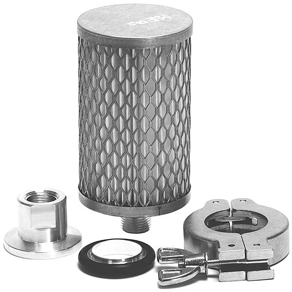 HEPA Exhaust Filter Kit For Agilent Varian TriScroll 300