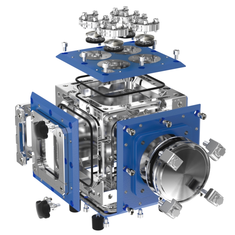 Ideal Vacuum Cubes Chambers Chamber Ideal Vacuum Cube