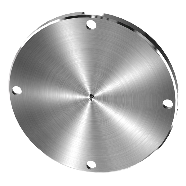 Mm diameter orifice insert for vacuum cube cubes