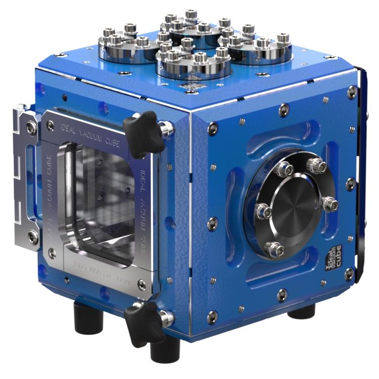 Ideal Vacuum | >Ideal Vacuum Cube 6x6x6 inch Hexagonal