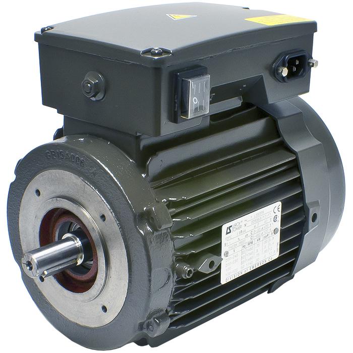 Agilent varian 1hp horsepower ac motor ds402 ds 402 for 3 hp single phase 220v motor