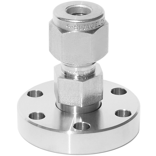 Ideal Vacuum | CF Conflat Fittings, Adapter, Conflat to Swagelok