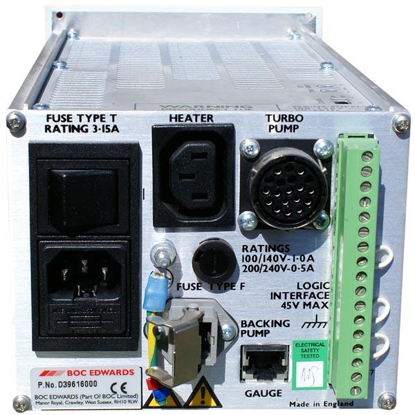 Edwards Exc120 Turbo Molecular Pump Controller Rebuilt