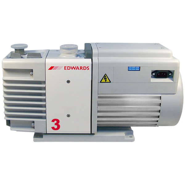 BOC Edwards RV3 Rotary Vane Dual Stage Mechanical Vacuum Pump