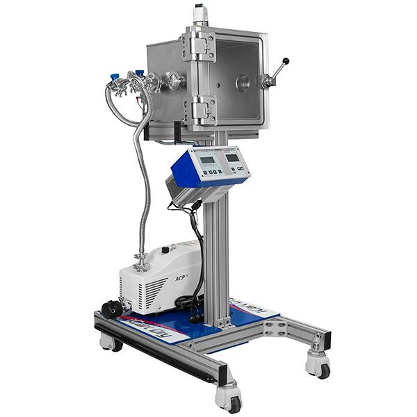 Ideal Spectroscopy | Ideal Vacuum iCart HD High Vacuum