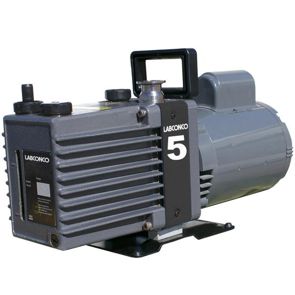 Ideal Vacuum | Labconco E2M5 , Rotary Vane Dual Stage