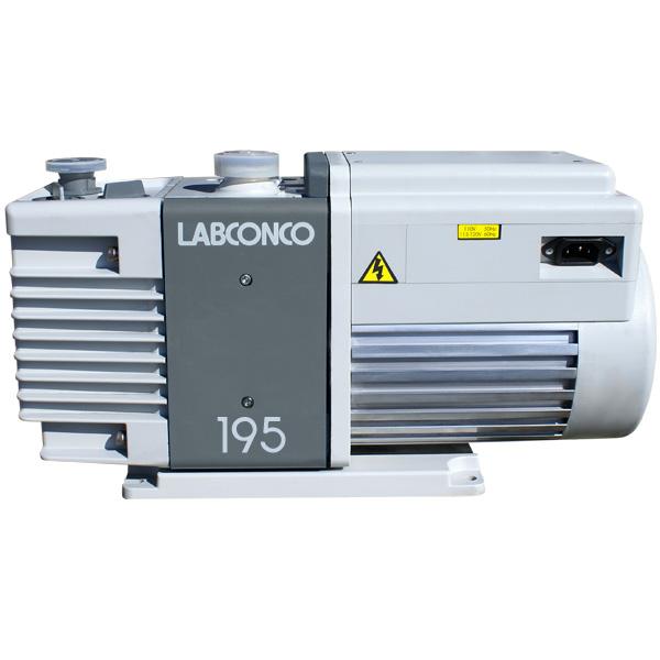 Ideal Vacuum | Labconco 195 , Rotary Vane Dual Stage