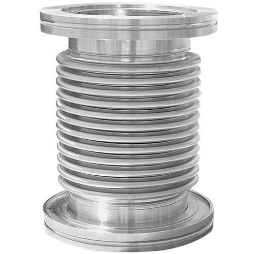 Flexible Bellows Nw 80 Vacuum Fittings Iso Lf Flange Size