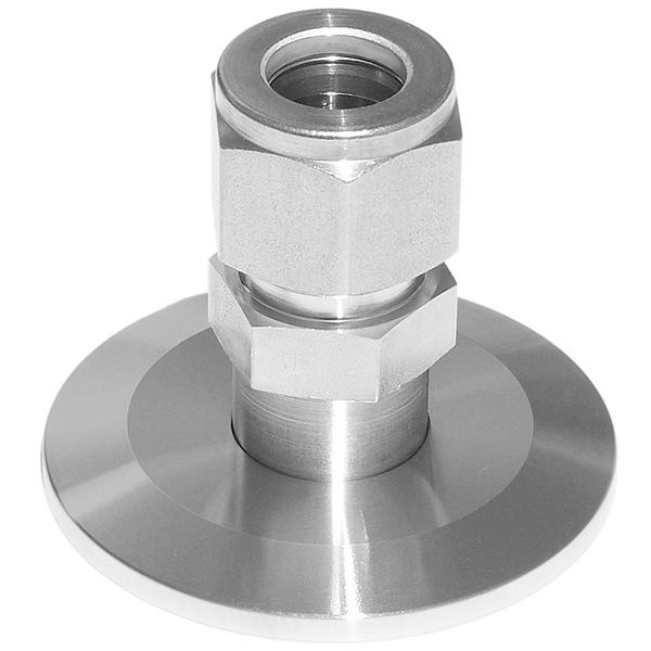 Ideal Vacuum | KF Adapters, KF to Swagelok