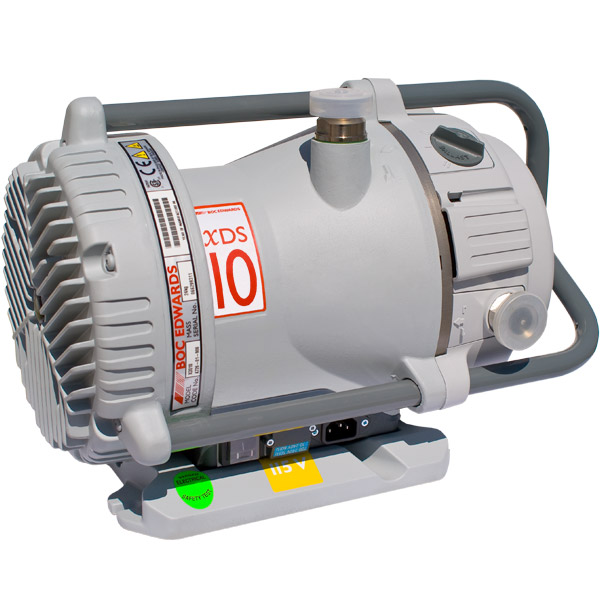 BOC Edwards XDS10 XDS-10 Oil Free Dry Scroll Vacuum Pump