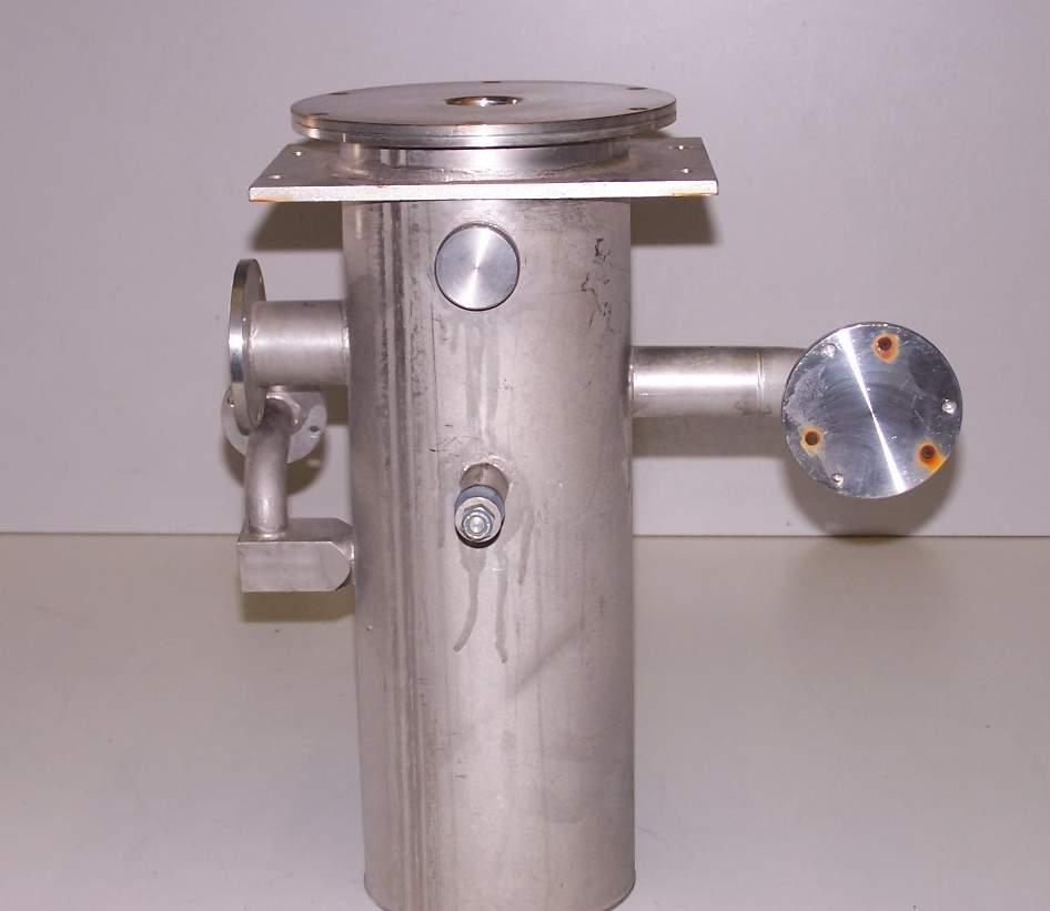 Mdc varian vacuum pump liquid nitrogen cold trap